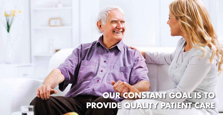 Our Constant Goal is to Provide Quality Patient Care